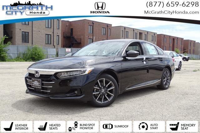 2021 Honda Accord Sedan EX-L for sale in Chicago, IL