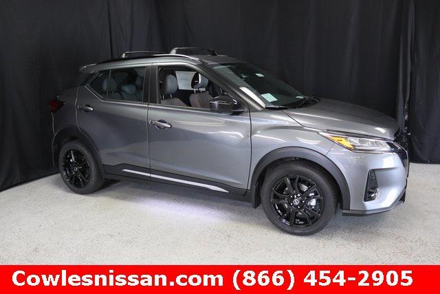 2021 Nissan Kicks SR for sale in Woodbridge, VA