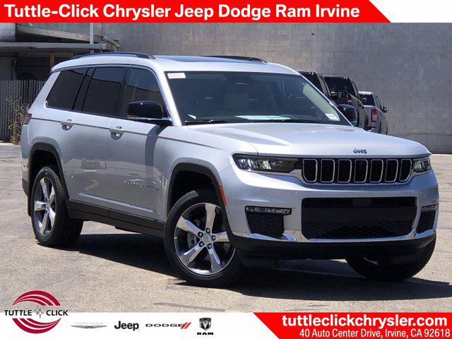 2021 Jeep Grand Cherokee Limited for sale in Irvine, CA