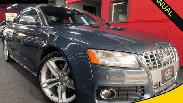 2008 Audi S5 2dr Cpe Man for sale in Garfield, NJ