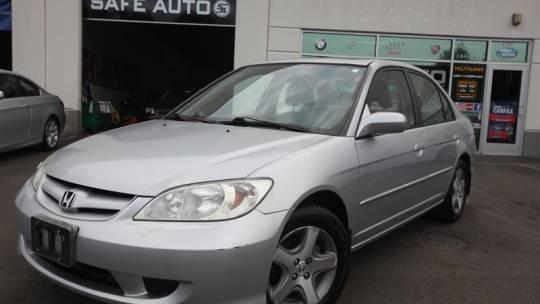 2004 Honda Civic EX for sale in Chantilly, VA