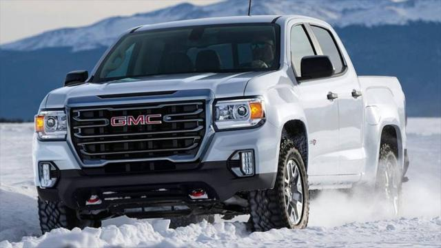 2021 GMC Canyon 4WD AT4 w/Leather for sale in Hodgkins, IL