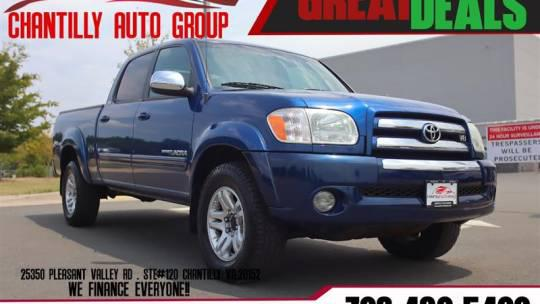 2006 Toyota Tundra SR5 for sale in Chantilly, VA