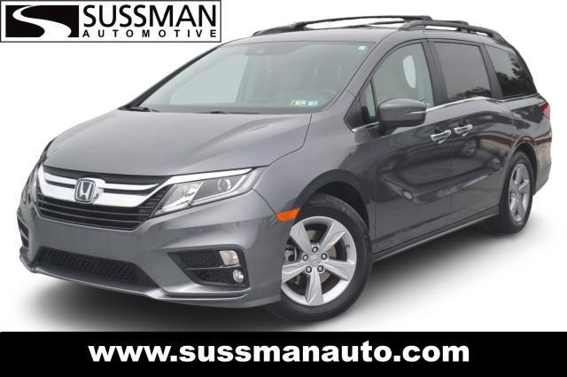 2020 Honda Odyssey EX-L w/Navi/RES for sale in Roslyn, PA