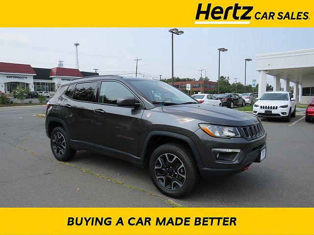 2019 Jeep Compass Trailhawk for sale in Leesburg, VA