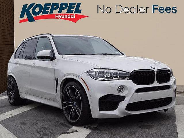 2017 BMW X5 M Sports Activity Vehicle for sale in Long Island City, NY