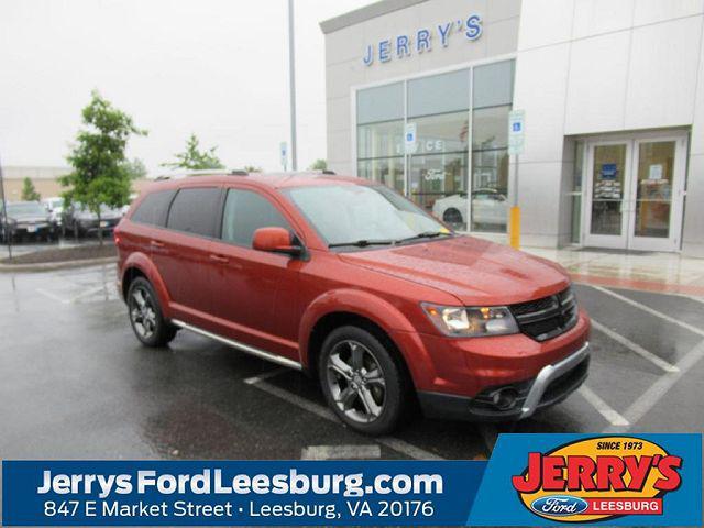 2014 Dodge Journey Crossroad for sale in Leesburg, VA
