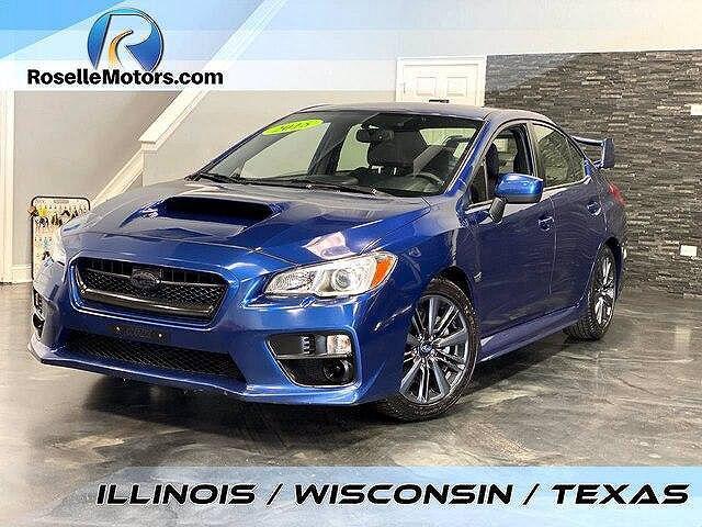 2015 Subaru WRX 4dr Sdn Man for sale in Roselle, IL