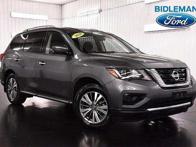 2020 Nissan Pathfinder S for sale in Auburn, NY