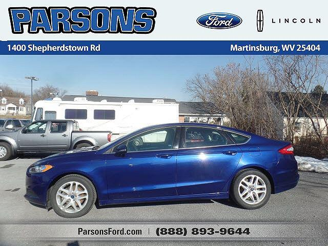 2015 Ford Fusion SE for sale in Martinsburg, WV