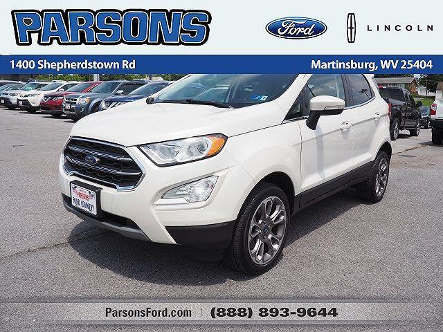 2018 Ford EcoSport Titanium for sale in Martinsburg, WV