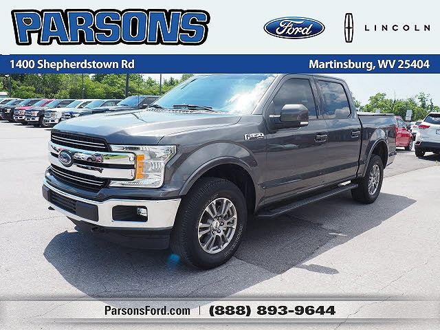2018 Ford F-150 Lariat for sale in Martinsburg, WV