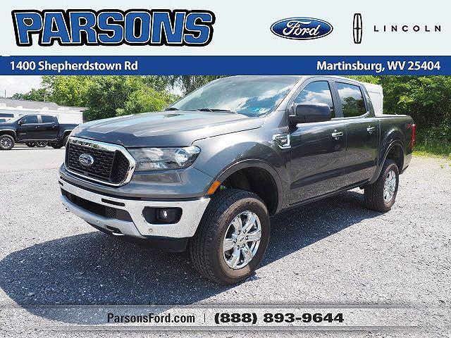 2019 Ford Ranger XLT for sale in Martinsburg, WV