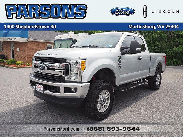 2017 Ford F-250 XLT for sale in Martinsburg, WV