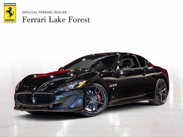 2016 Maserati GranTurismo Sport for sale in Lake Bluff, IL