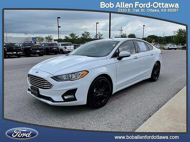 2019 Ford Fusion SE for sale in Ottawa, KS