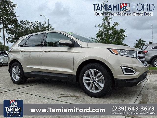2017 Ford Edge SEL for sale in Naples, FL