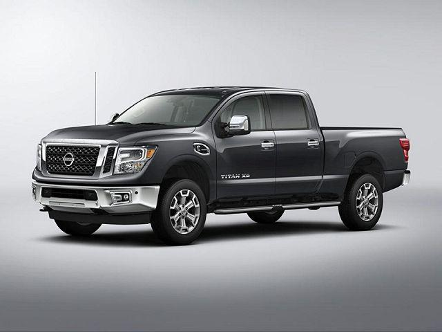 2019 Nissan Titan XD Platinum Reserve for sale in Arlington Heights, IL