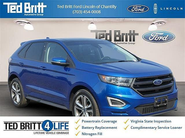 2018 Ford Edge Sport for sale in Chantilly, VA