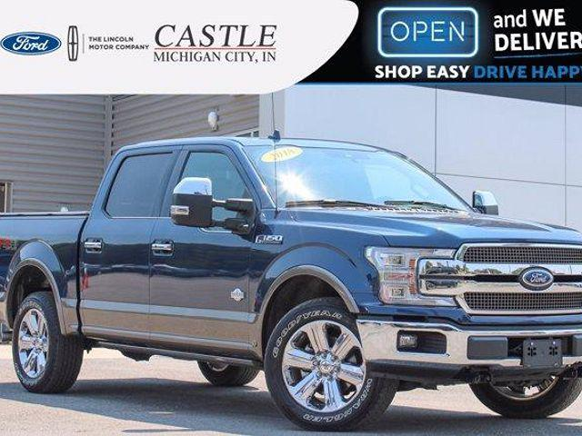 2018 Ford F-150 King Ranch for sale in Michigan City, IN