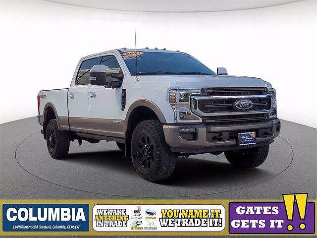 2021 Ford F-350 King Ranch for sale in Columbia, CT