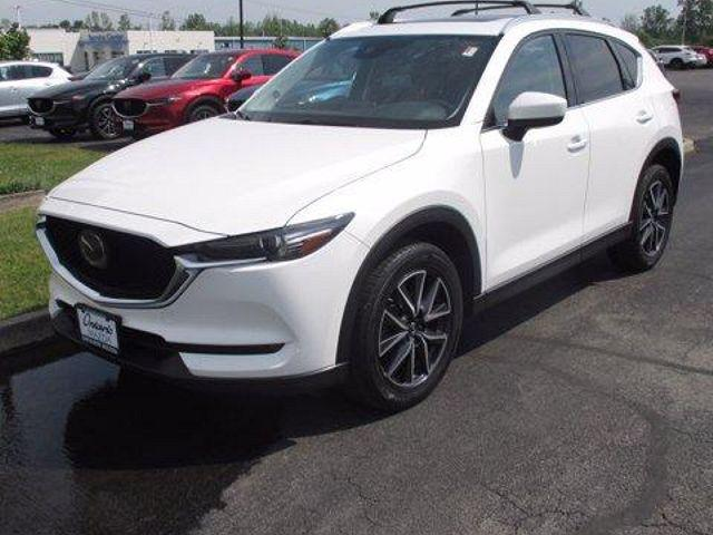 2018 Mazda CX-5 Grand Touring for sale in Canandaigua, NY