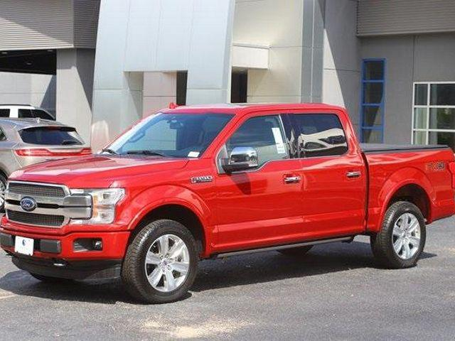 2020 Ford F-150 Platinum for sale in Pawleys Island, SC