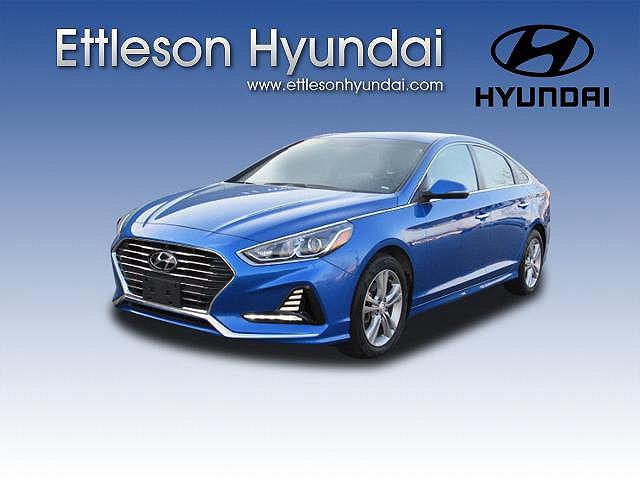 2018 Hyundai Sonata SEL for sale in Countryside, IL