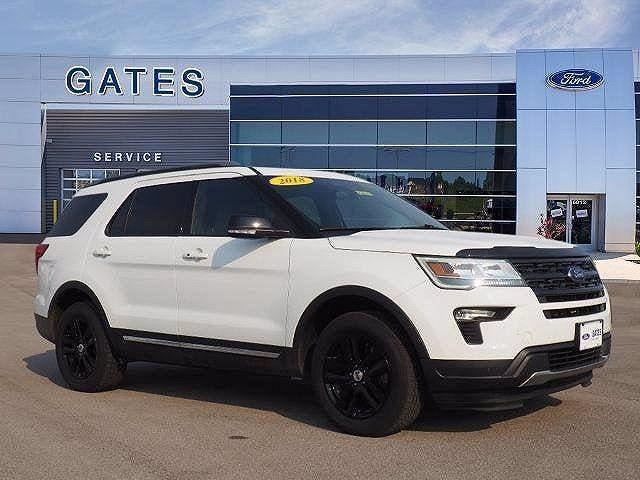2018 Ford Explorer XLT for sale in Richmond, KY
