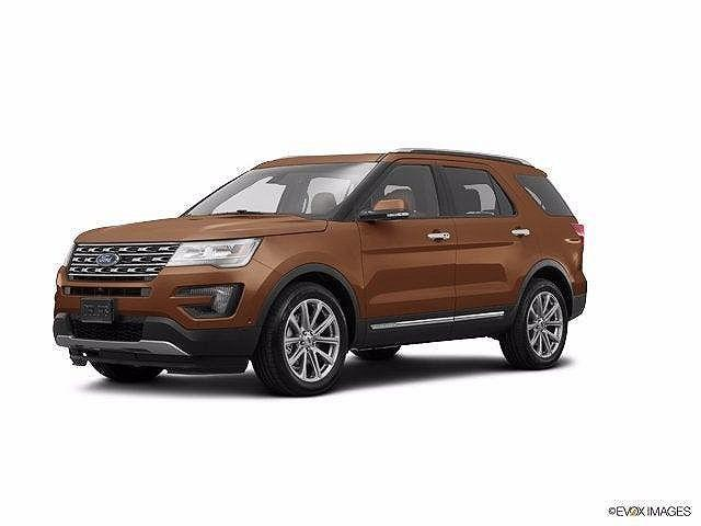 2017 Ford Explorer Limited for sale in Richmond, KY