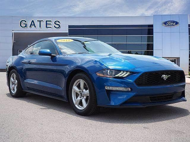 2018 Ford Mustang EcoBoost for sale in Richmond, KY