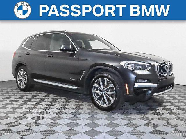2018 BMW X3 xDrive30i for sale in Marlow Heights, MD