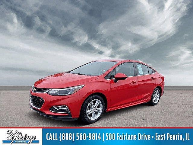 2017 Chevrolet Cruze LT for sale in East Peoria, IL