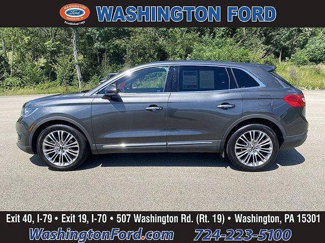 2018 Lincoln MKX Reserve for sale in Washington, PA