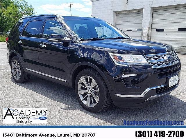 2018 Ford Explorer Limited for sale in Laurel, MD