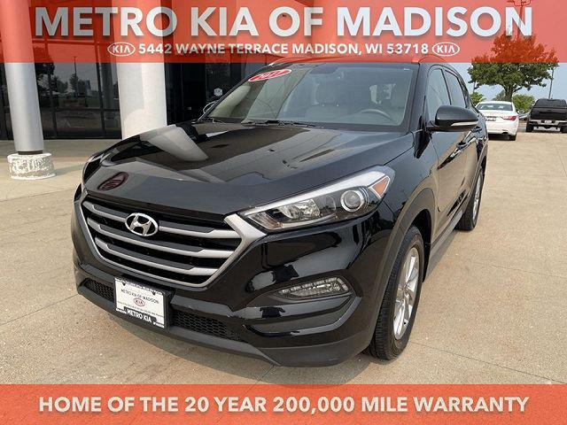 2017 Hyundai Tucson SE Plus for sale in Madison, WI