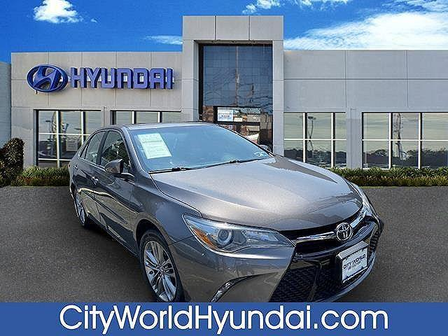 2017 Toyota Camry SE for sale in Bronx, NY