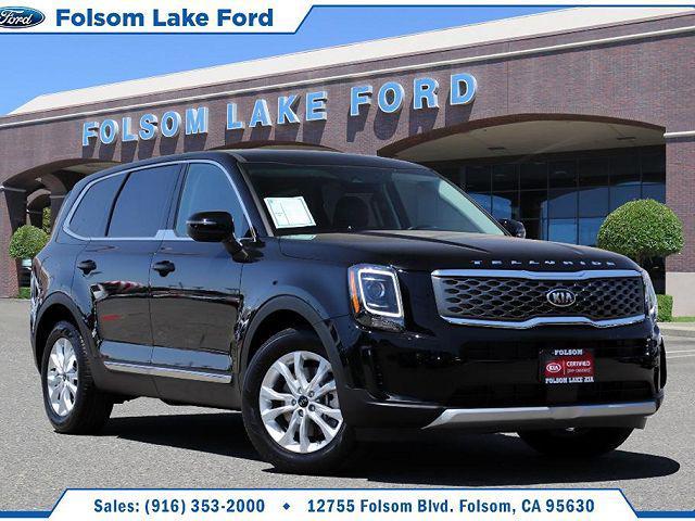 2020 Kia Telluride LX for sale in Folsom, CA