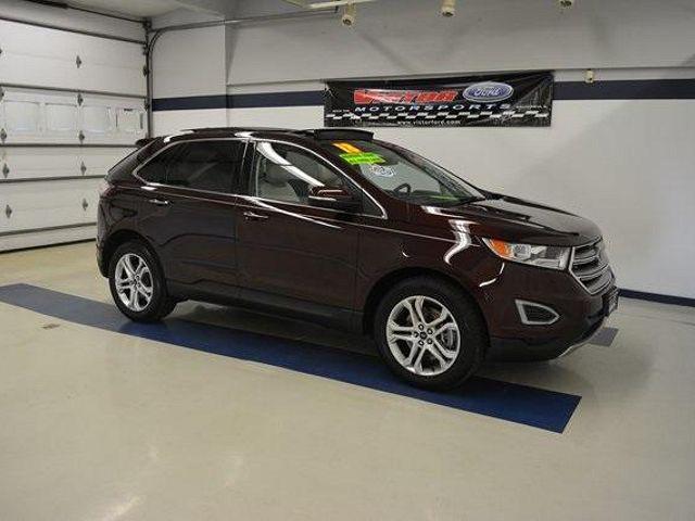 2018 Ford Edge Titanium for sale in Wauconda, IL