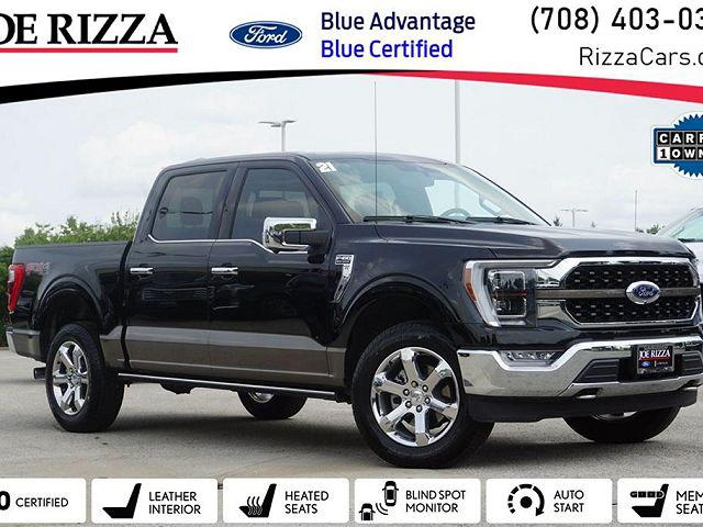 2021 Ford F-150 King Ranch for sale in Orland Park, IL
