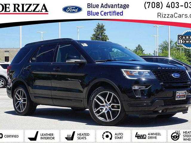 2018 Ford Explorer Sport for sale in Orland Park, IL