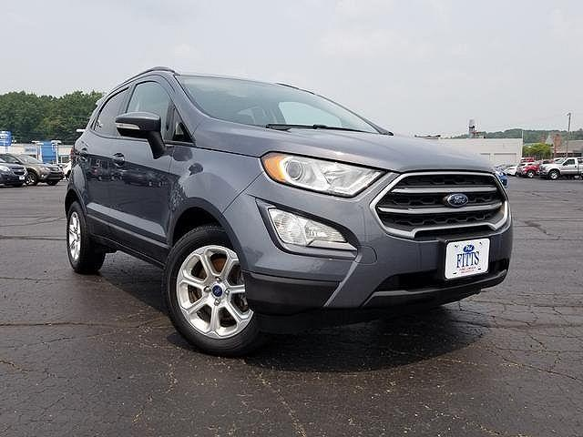 2018 Ford EcoSport SE for sale in New Castle, PA