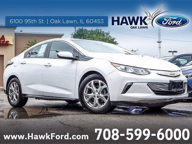 2018 Chevrolet Volt Premier for sale in Oak Lawn, IL