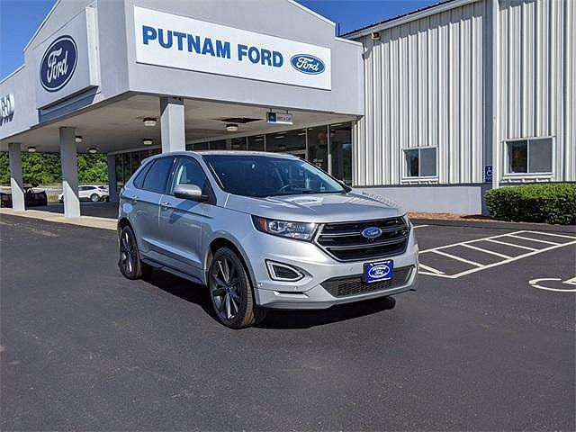 2018 Ford Edge Sport for sale in Putnam, CT