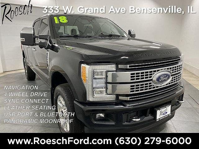 2018 Ford F-250 Platinum Edition for sale in Bensenville, IL