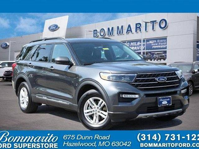 2020 Ford Explorer XLT for sale in Hazelwood, MO