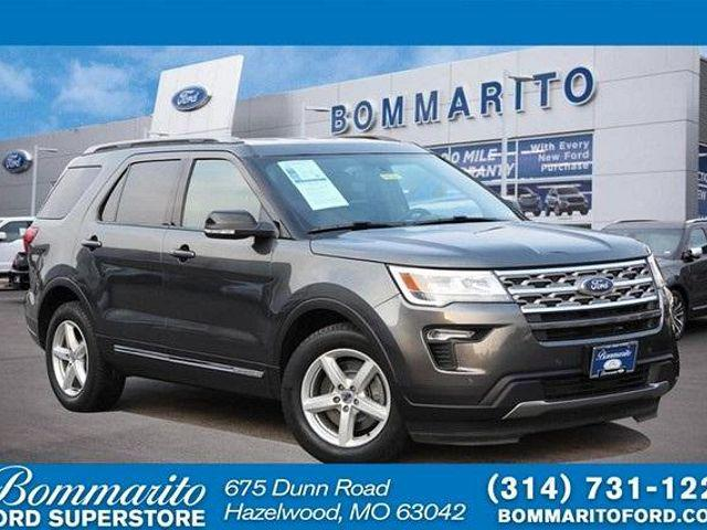 2018 Ford Explorer XLT for sale in Hazelwood, MO