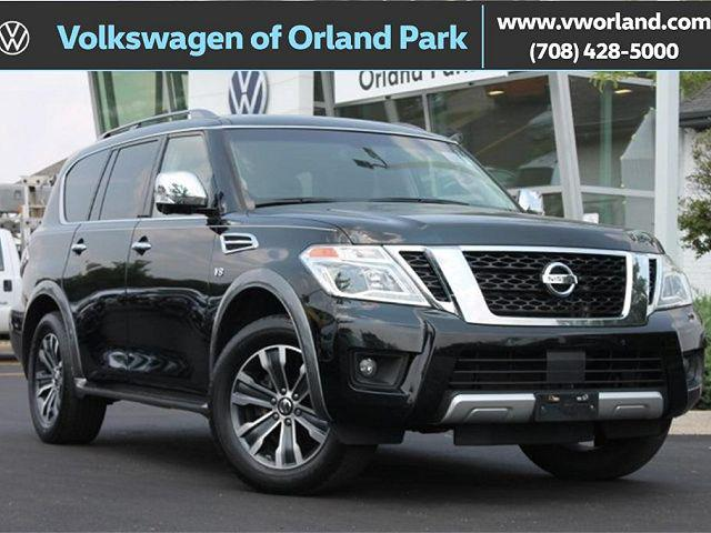 2017 Nissan Armada SL for sale in Orland Park, IL
