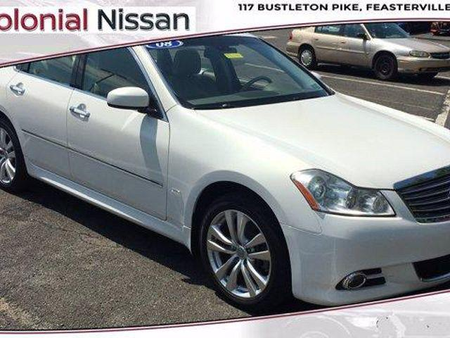 2008 INFINITI M35 4dr Sdn AWD for sale in Feasterville Trevose, PA