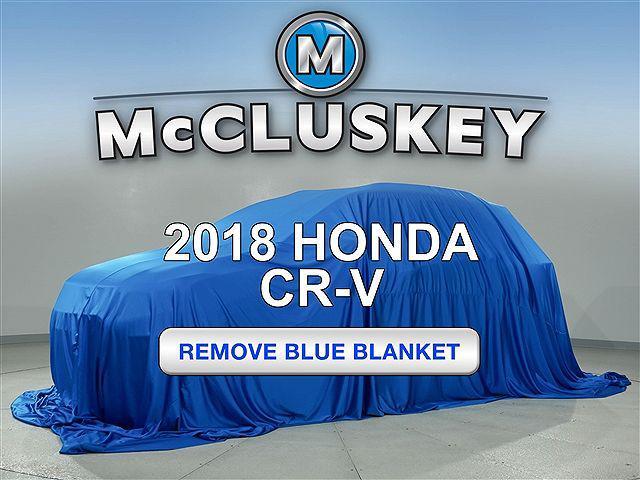 2018 Honda CR-V Touring for sale in Cincinnati, OH